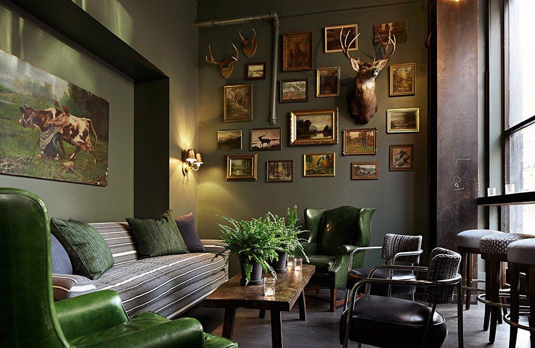 sutter room